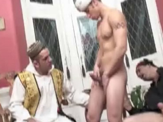 Arabian Dicks gay hardcore sex video